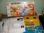 newsdesk Table game