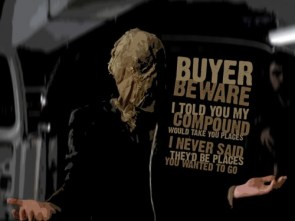 scarecrow – buyer beware