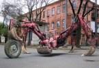 Spider Traktor