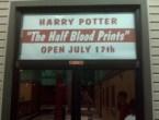 the half blood prints