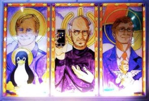 the three saints of IT