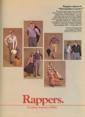 Rappers and the Gay Nineties