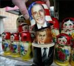 Obama Matryoshka doll