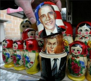 Obama Matryoshka doll