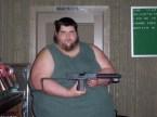 fat man – little gun