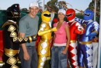 jessica alba and David Boreanaz and power rangers