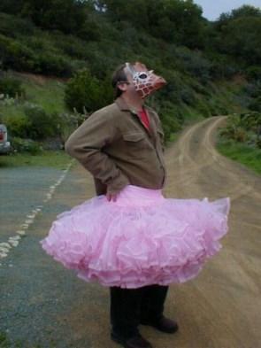 roadside dancer