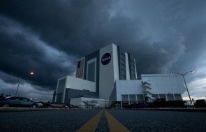 stormy at nasa