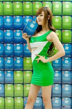 Windows7 Babe