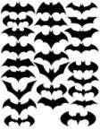 batman symbols
