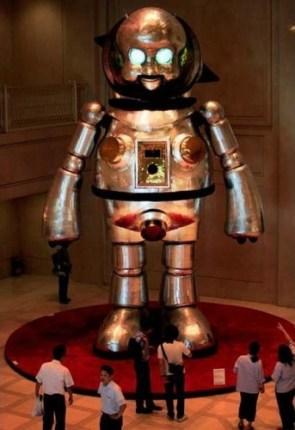 giant russian robot
