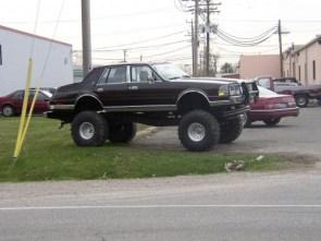 monster wheel caddy
