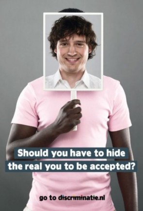 should you have to hide the real you to be accepted