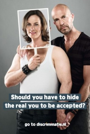 should you have to hide the real you to be accepted – gay