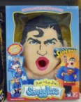 superman pillow toy