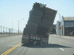 tipsy truck