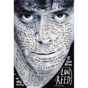 Lou Reed – Sagemeister