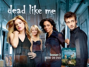 dead like me dvd wallpaper
