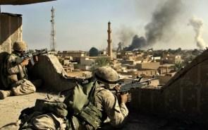iraqi battlemen
