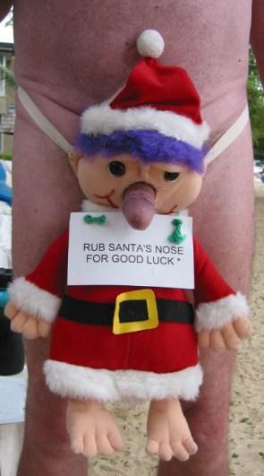 Good Luck Santa