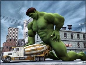 nsfw – hulk fucking a cement truck