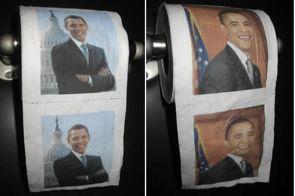presidential toilet paper