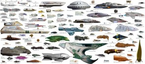 science fiction shuttles