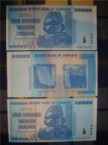 100 Trillian Bank Note from Zimbabwe