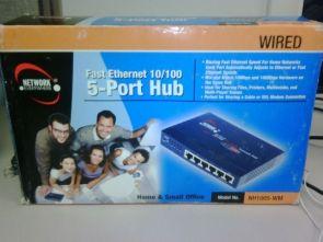 5-port hub
