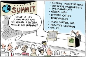 Climate Summit Humor