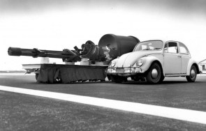 GAU-8 meets VW Type 1