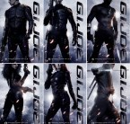 GI Joe Movie Posters