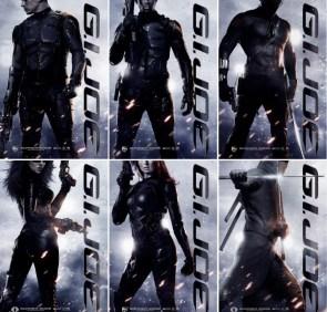 GI Joe Movie Posters