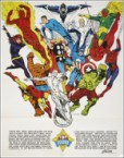 Marvel FOOM advertisement