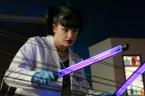 black light scientist