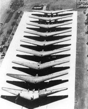 bomber line up
