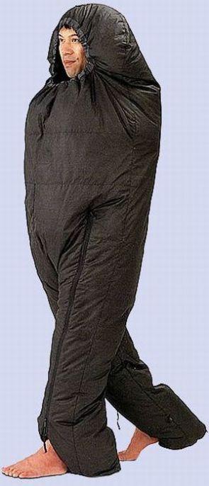 full body sleeping bag