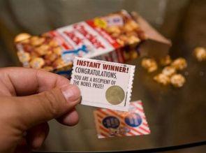 instant winner – nobel prize