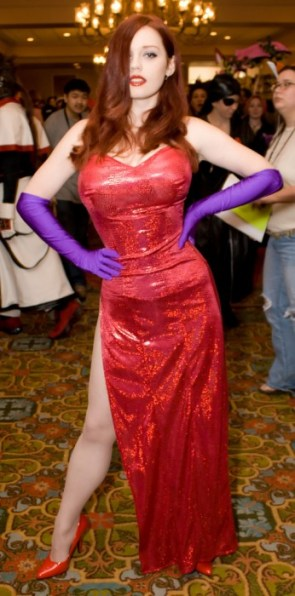 jessica rabbit cosplayer