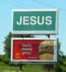 jesus – beefy cheesy glory