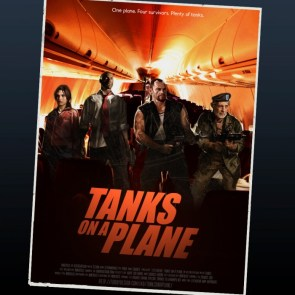 left for dead – tanks on a plane