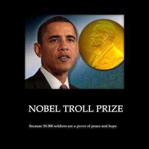 nobel troll prize