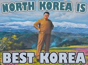 north korea is best korea