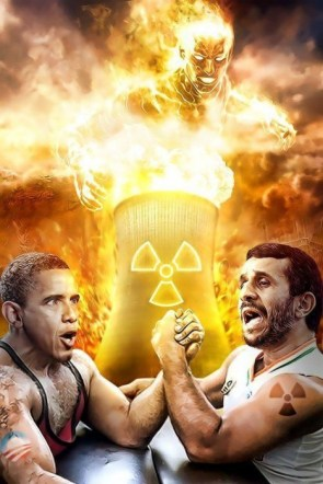 obama vs Ahmadinejad – nuclear war