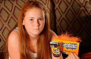 pissed off ginger