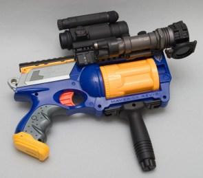 tacticool maverick nerf gun