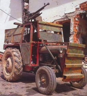 third world tractor