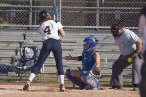 umpire ball shot