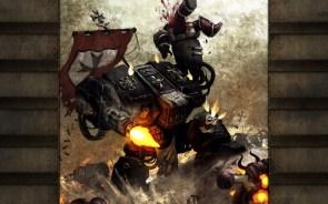 warhammer killing machine