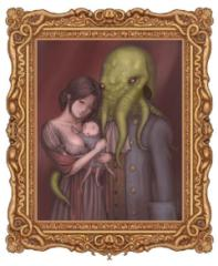 cthulhu family portrait